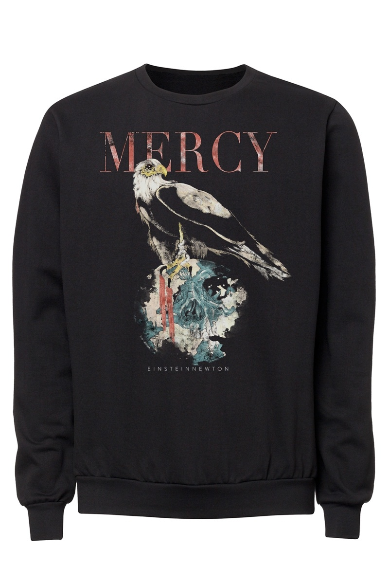 Mercy Eagle Sweatshirt Raise