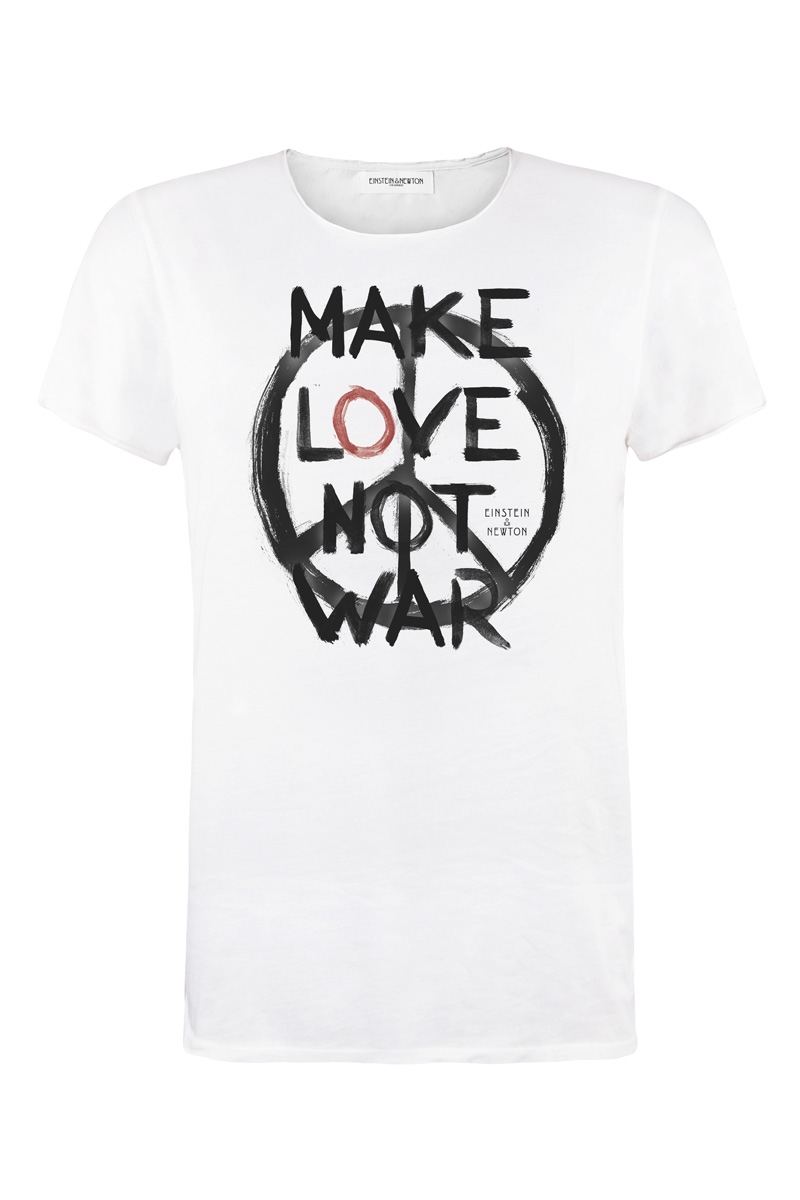 Make Love T-Shirt Bass