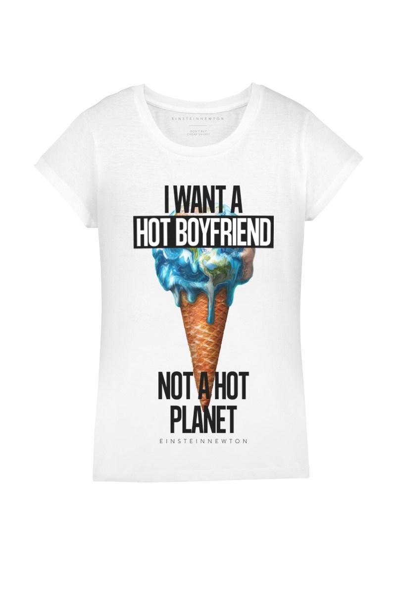 Boyfriend T-Shirt Rodeo