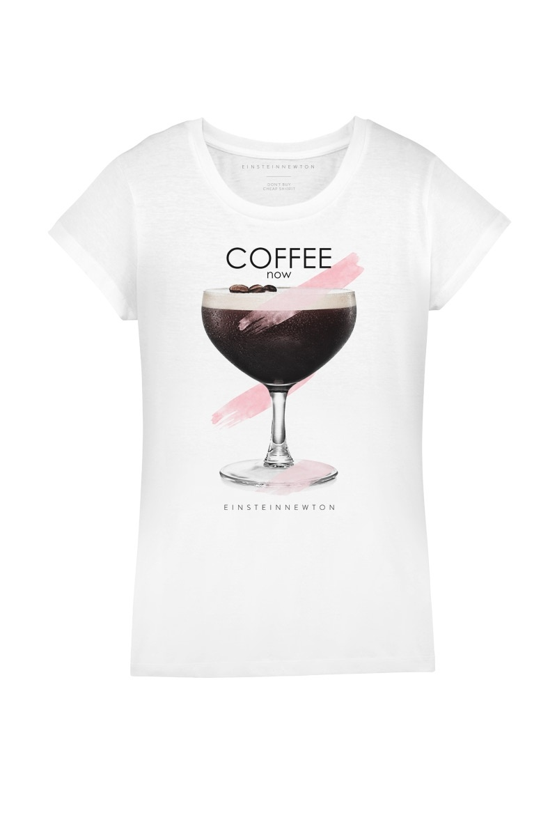 Coffee Now T-Shirt Rodeo