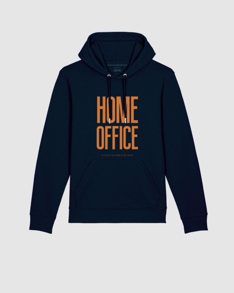 Home Office Orange Hoodie Nico Tin