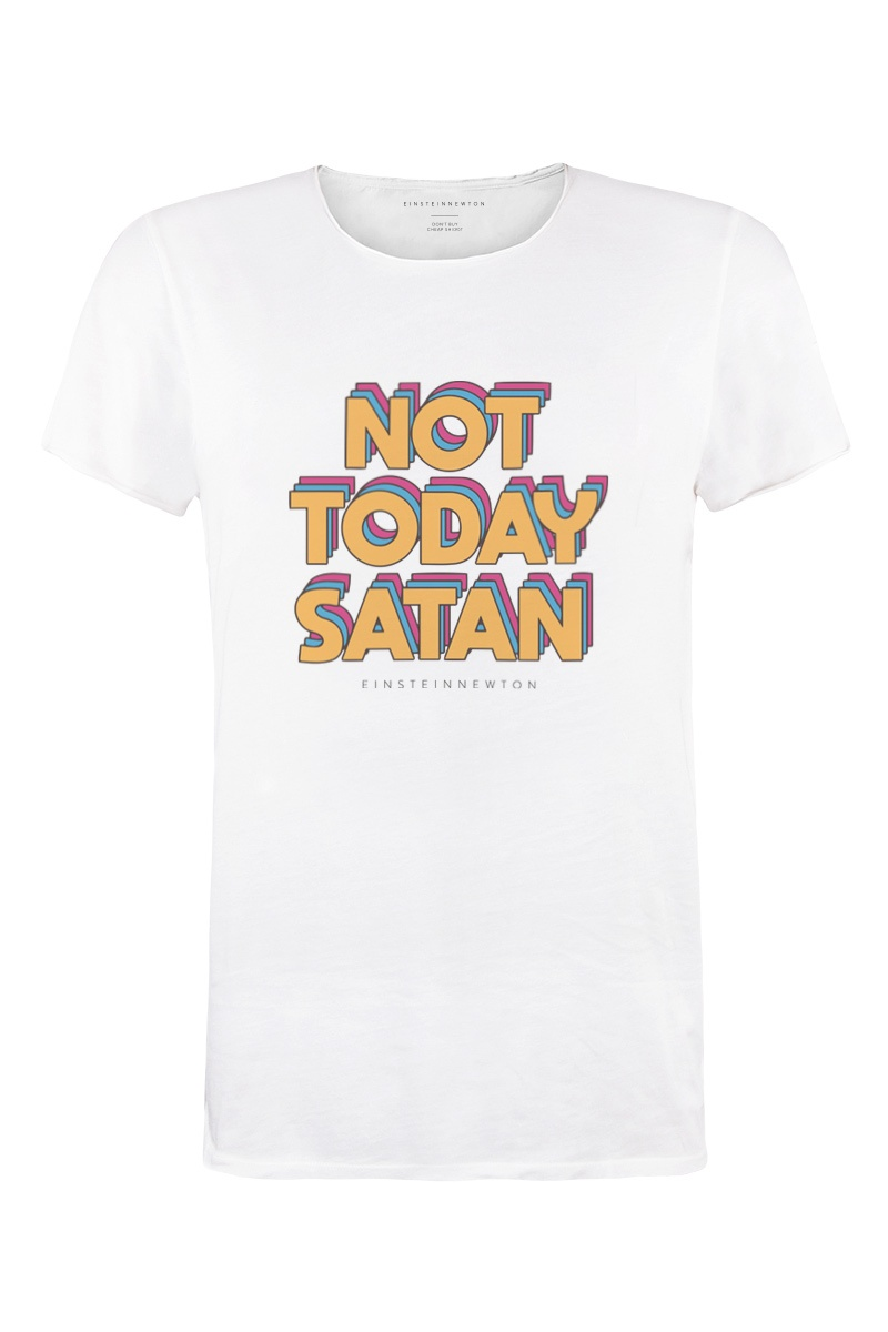 Today Satan T-Shirt Bass