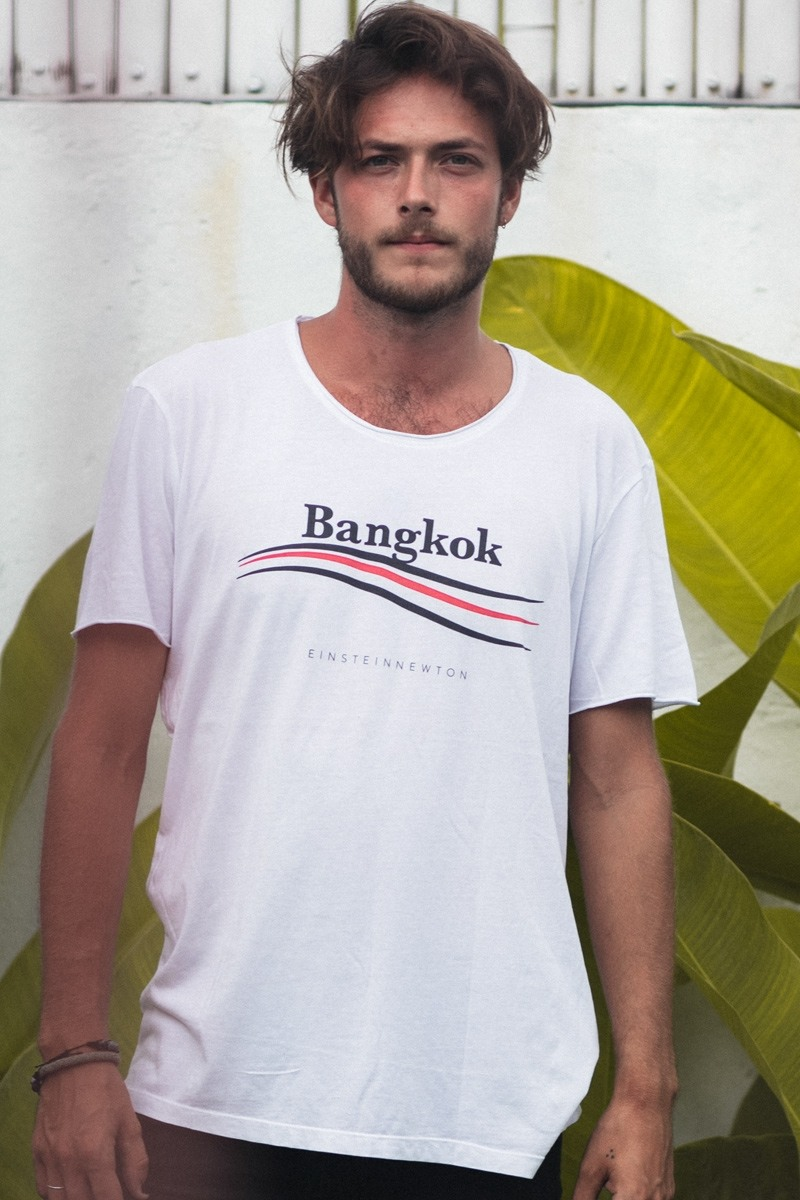 Bangkok T-Shirt Bass