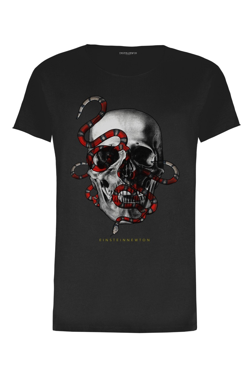Red Snake T-Shirt Bass