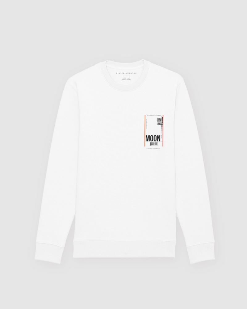 Moon Ticket Sweatshirt Klara Geist
