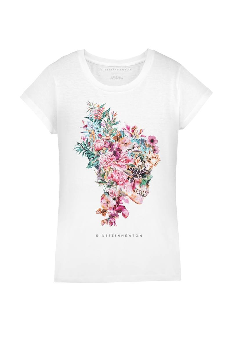 Death Flowers T-Shirt Rodeo