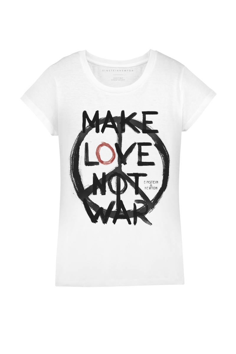 Make Love T-Shirt Rodeo