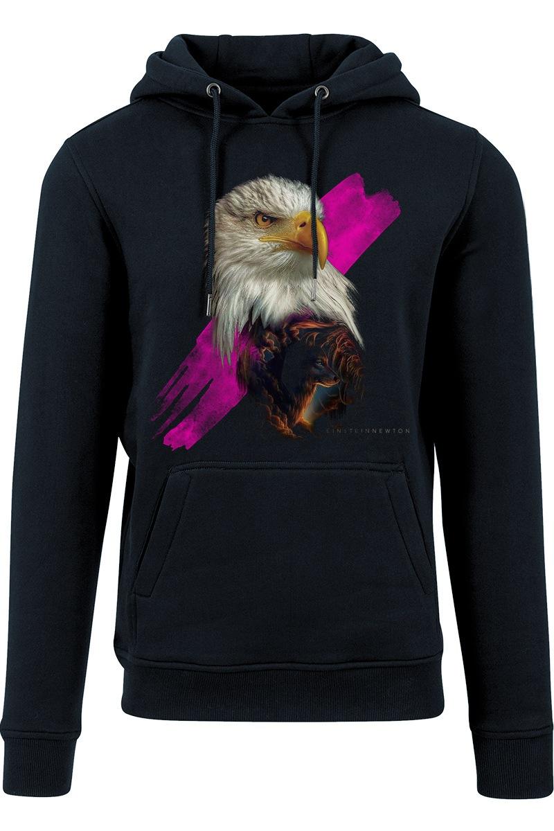 Black Eagle Hoodie Nico Tin