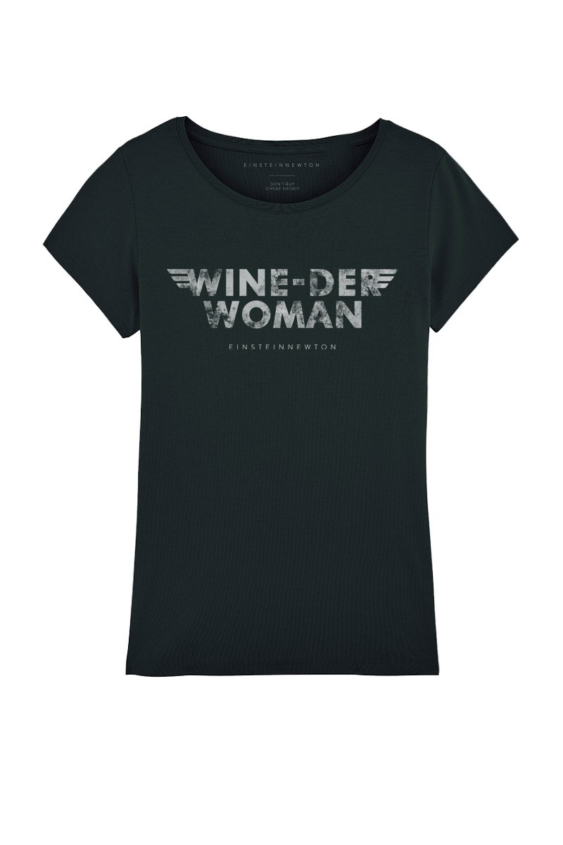 Wine Woman T-Shirt Rodeo