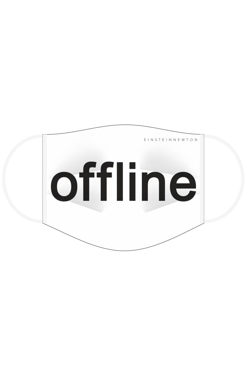 Offline Mund-Nasen Maske