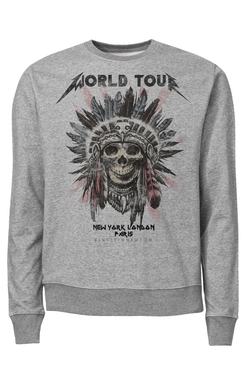 World Tour Sweatshirt Raise