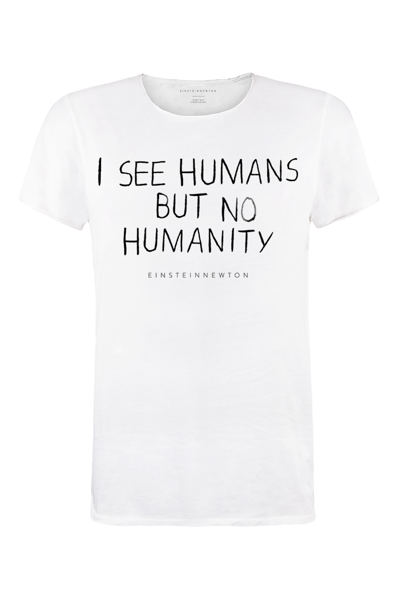 Humans T-Shirt Bass
