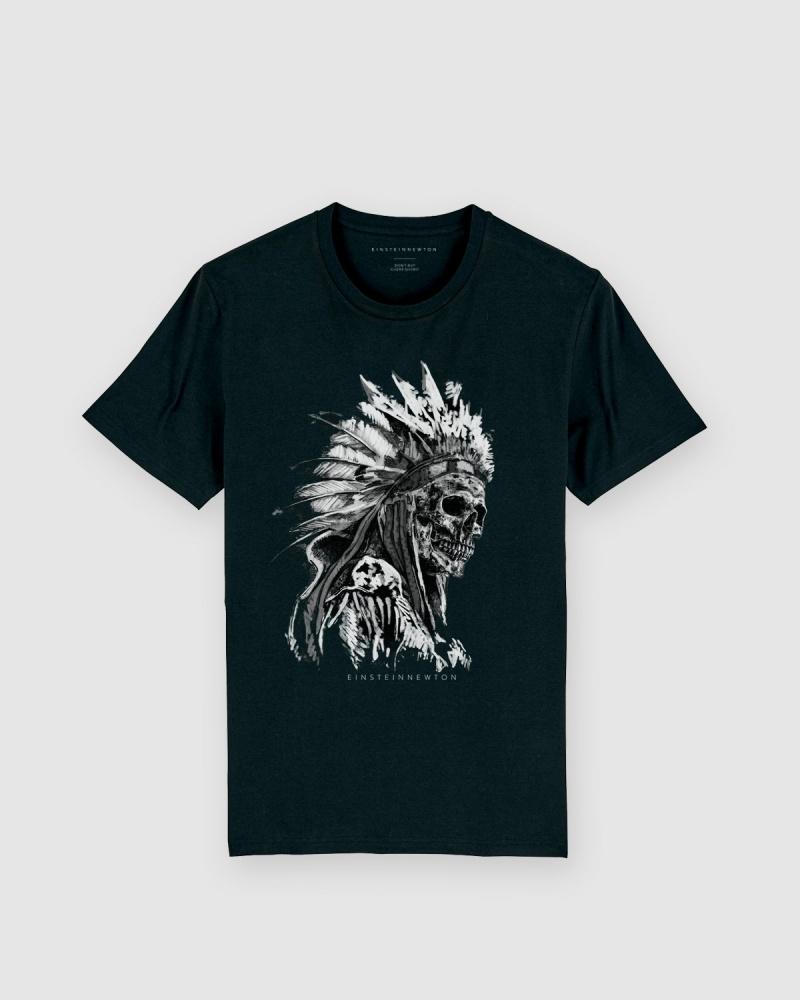 White Cherokee T-Shirt Air