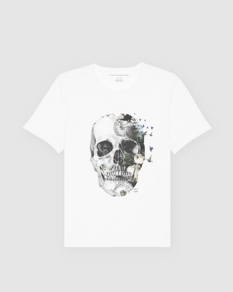 Bird Skull T-Shirt Bass