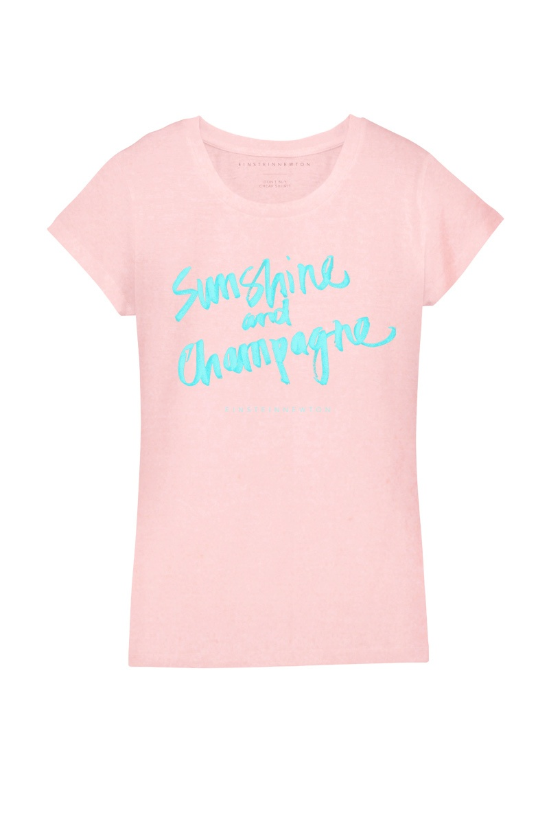 Turqoise Sunshine T-Shirt Rodeo