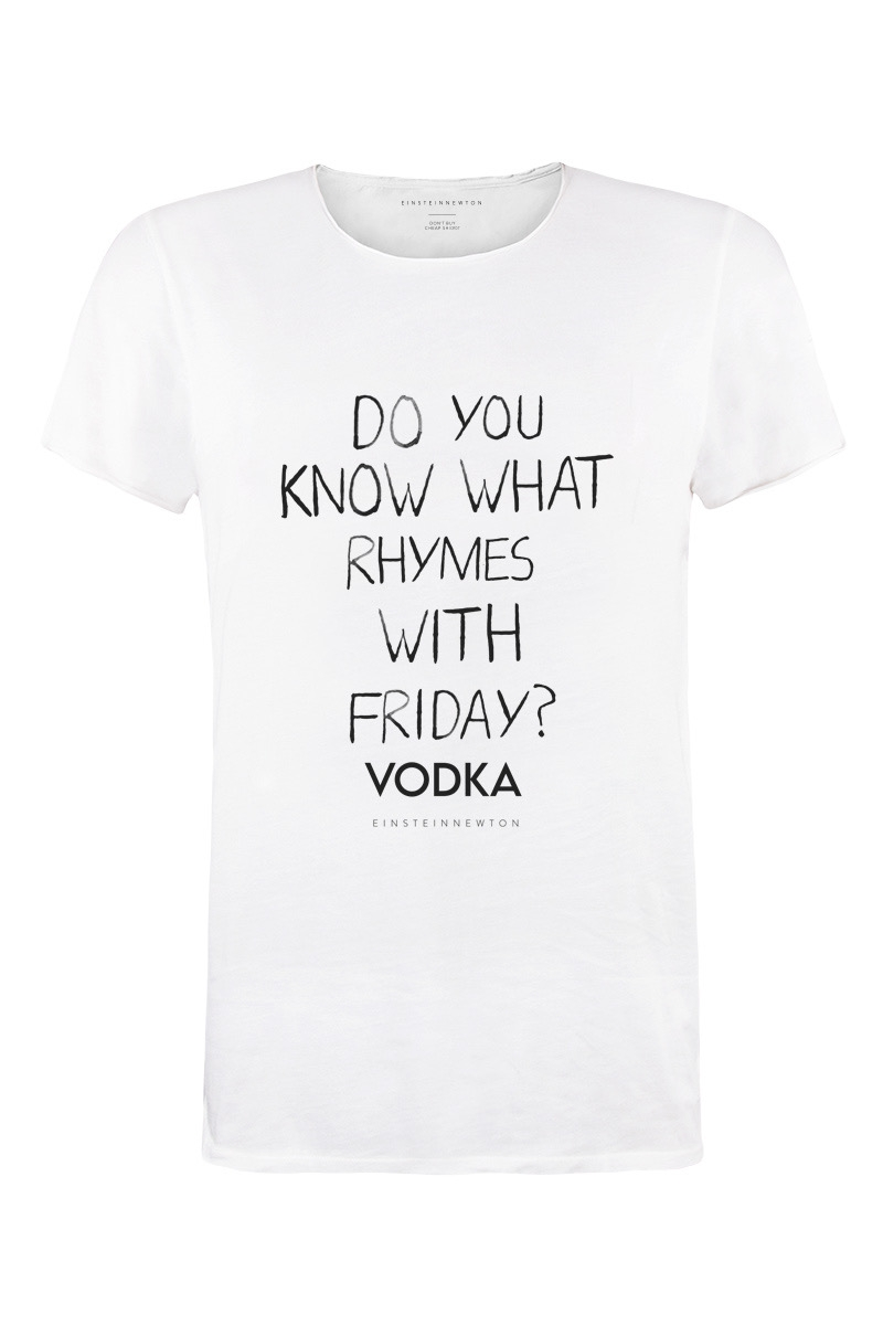 Rhymes T-Shirt Bass