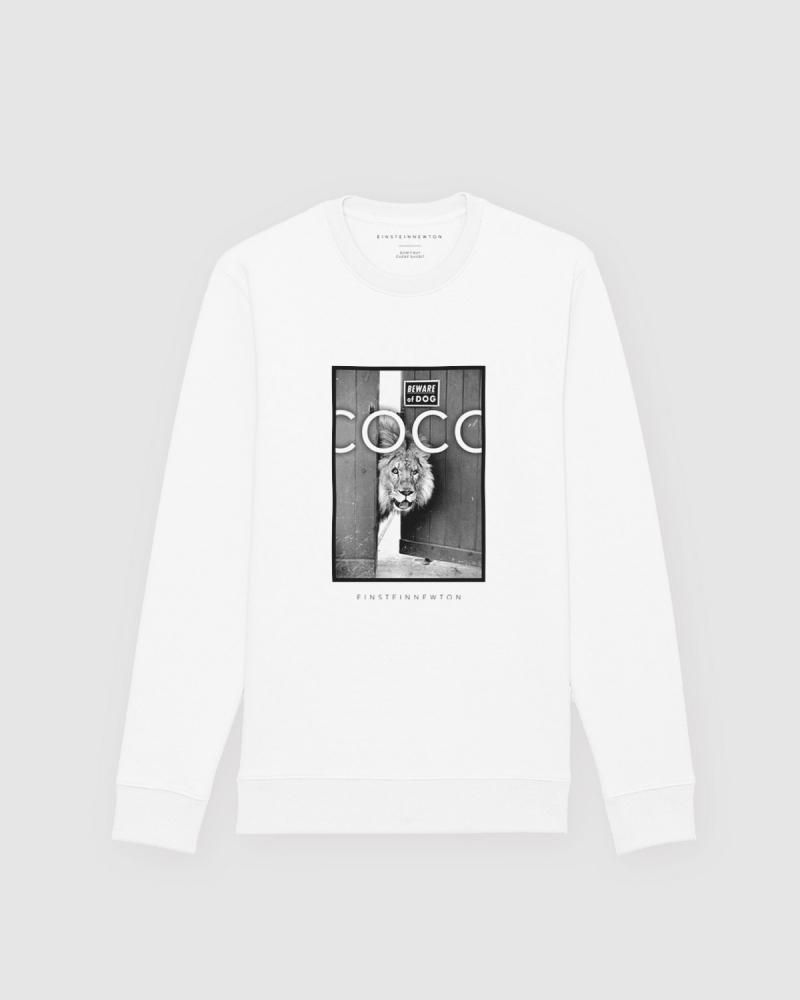 Beware Sweatshirt Klara Geist