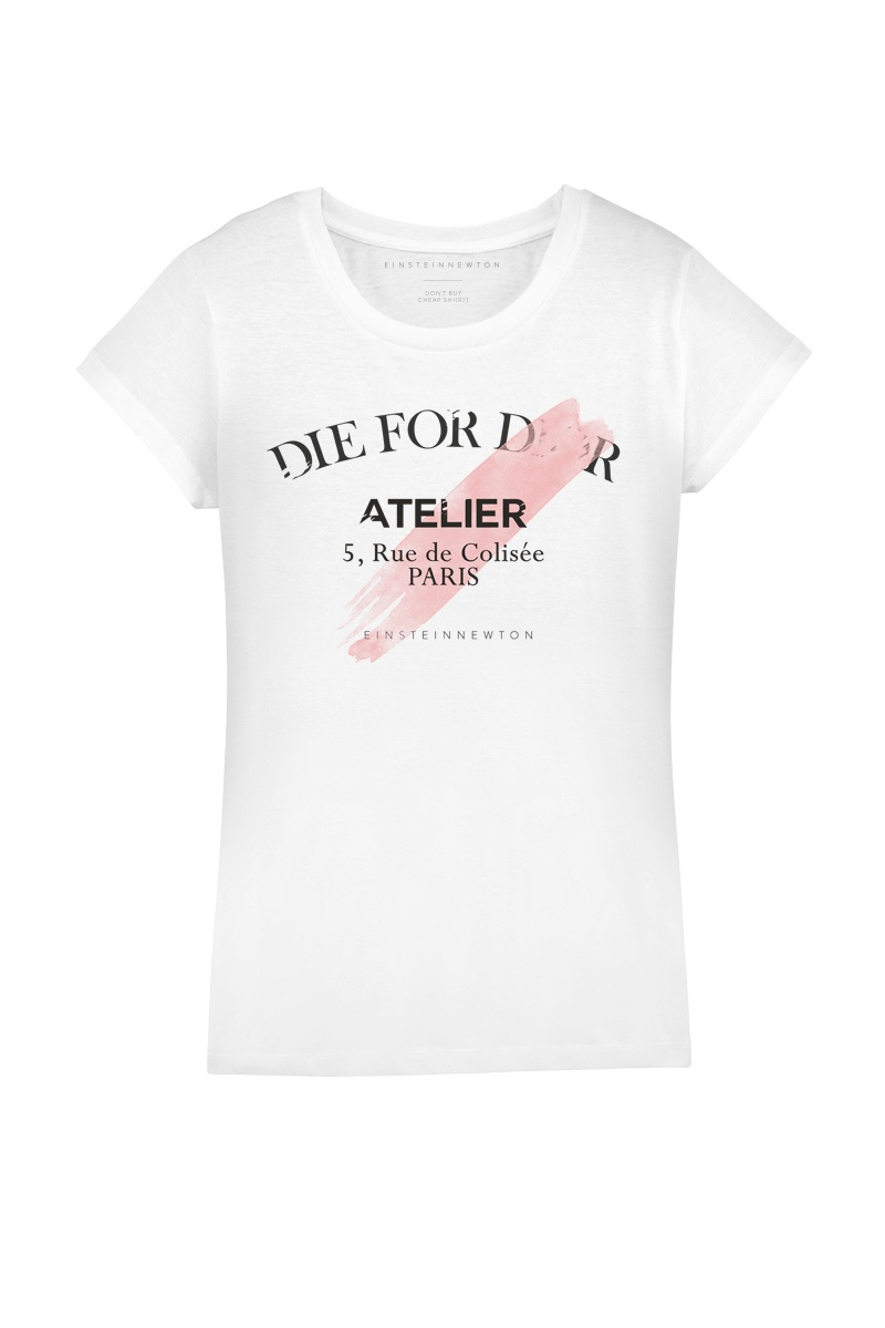 Rose Atelier T-Shirt Rodeo