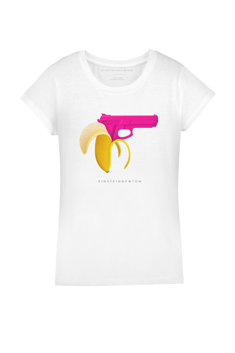 Banana Shooter T-Shirt Rodeo