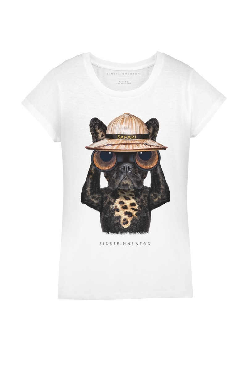Safari Dog T-Shirt Rodeo