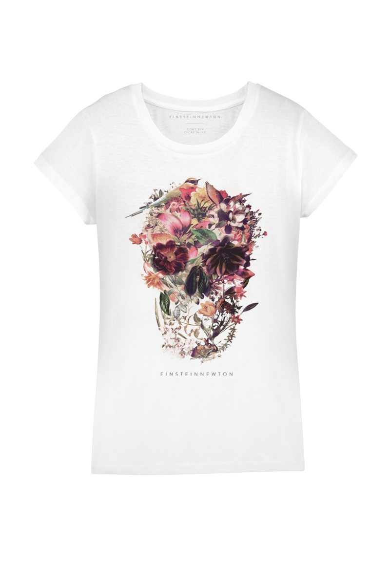 Flowers T-Shirt Rodeo