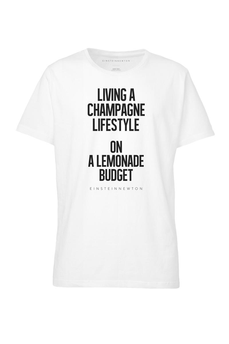 Lemonade Budget T-Shirt Air