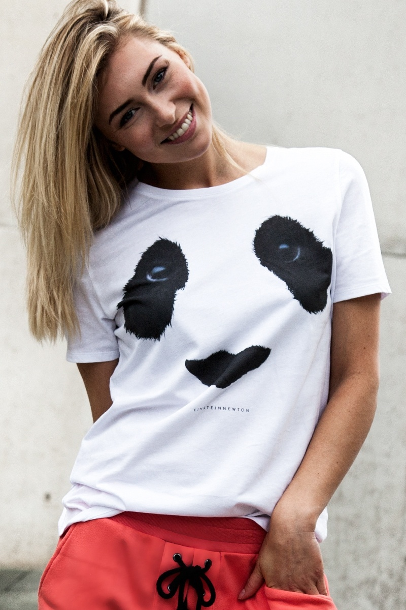 Panda Eyes T-Shirt Rodeo