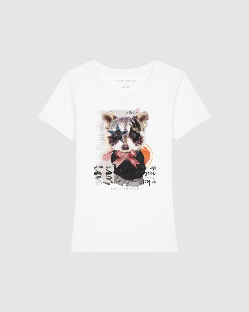 Racoon T-Shirt Rodeo