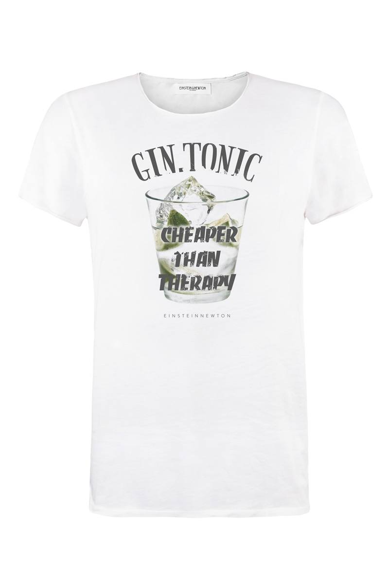 Gin Tonic T-Shirt Bass