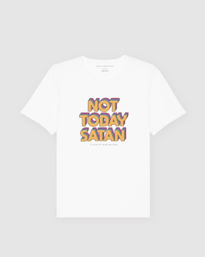 Today Satan T-Shirt Bass