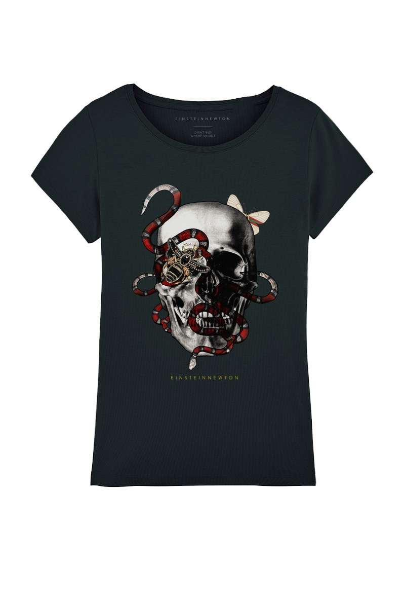 Lux Skull T-Shirt Rodeo