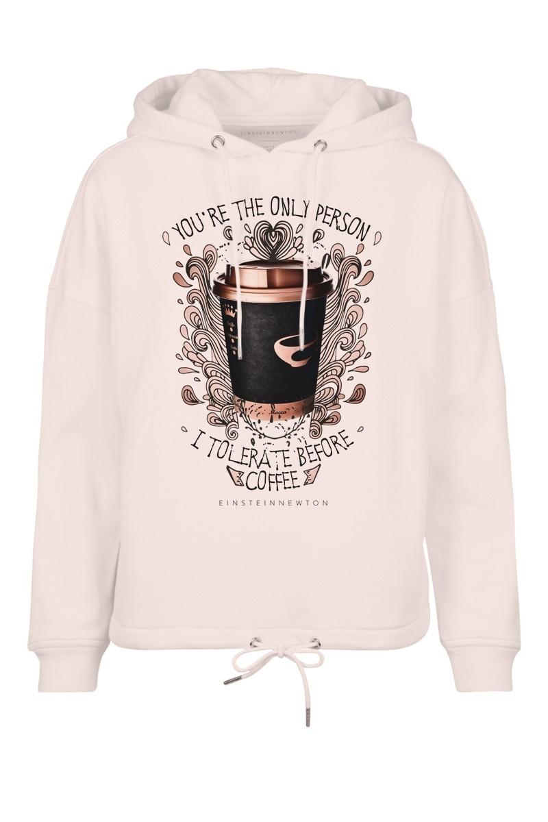 Coffee To Go Hoodie Aria