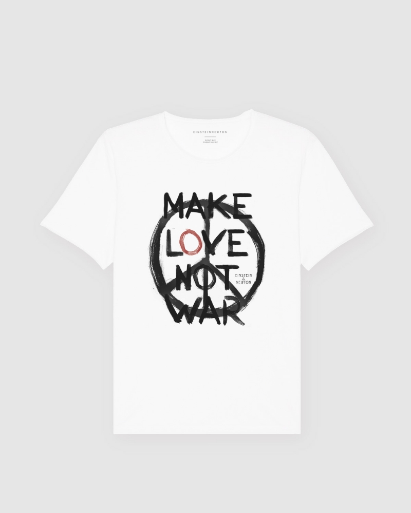 Make Love T-Shirt Bass
