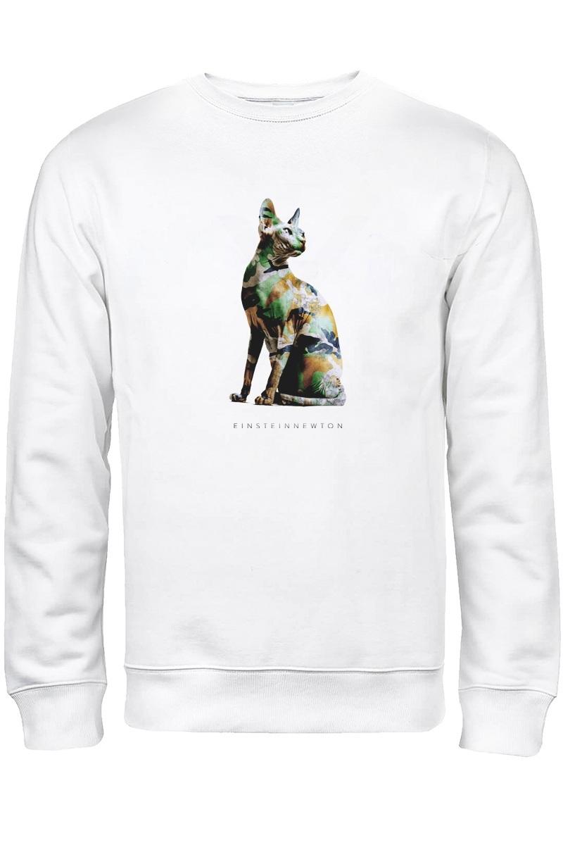 Sphynx Sweatshirt Herr Kules