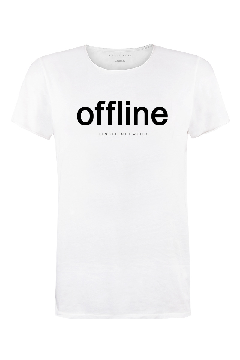 Offline T-Shirt Bass