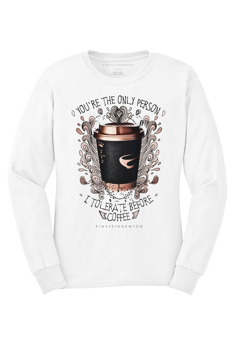 Coffee To Go Sweater Caro Sell