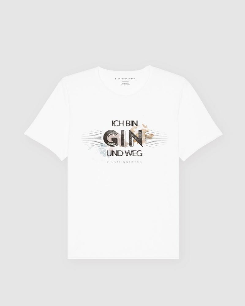 Gin Weg T-Shirt Bass