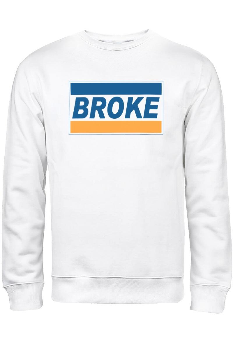 Broke Sweatshirt Herr Kules