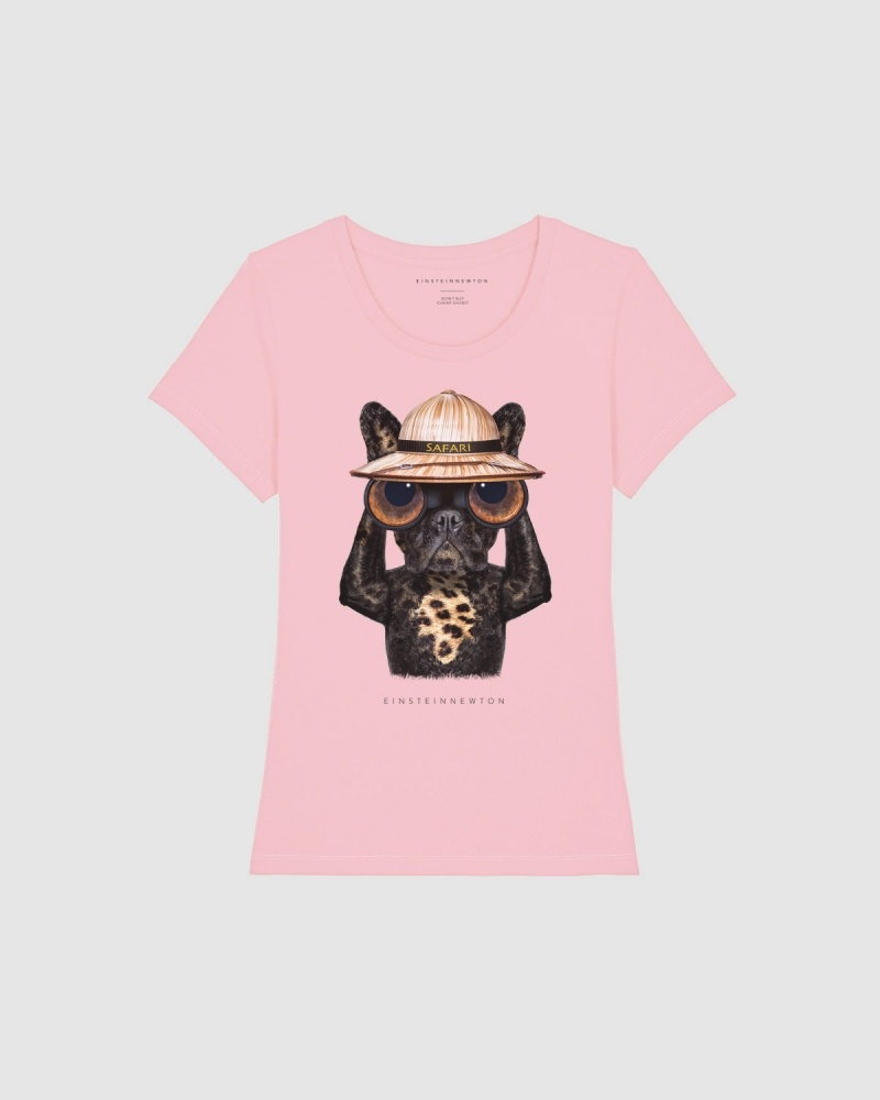 Safari Dog T-Shirt Rodeo
