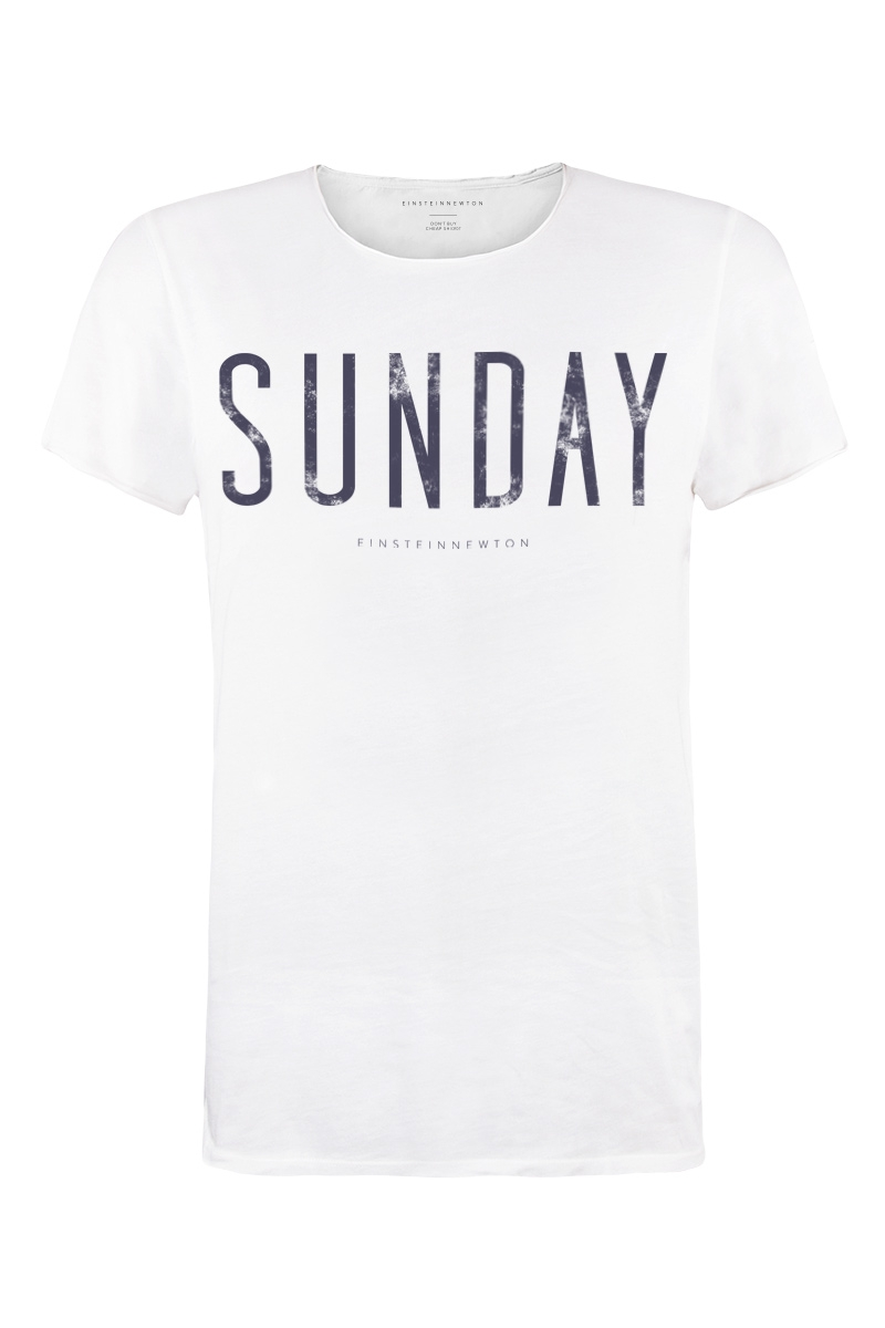 Dusk Sunday T-Shirt Bass