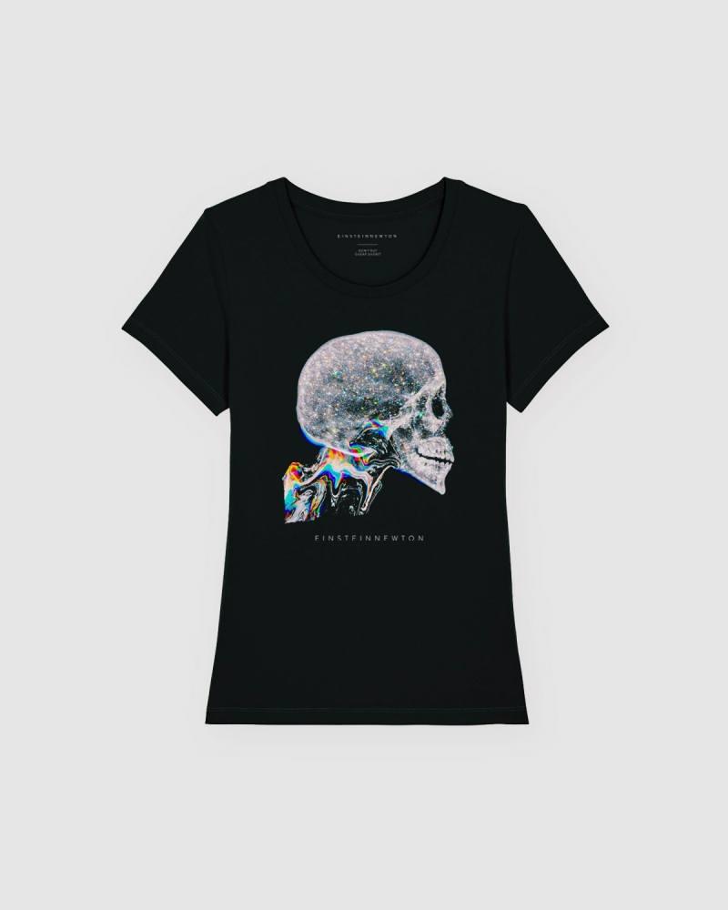 Color Skull T-Shirt Rodeo