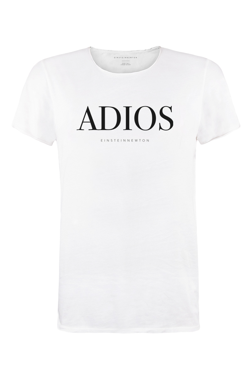 Adios T-Shirt Bass