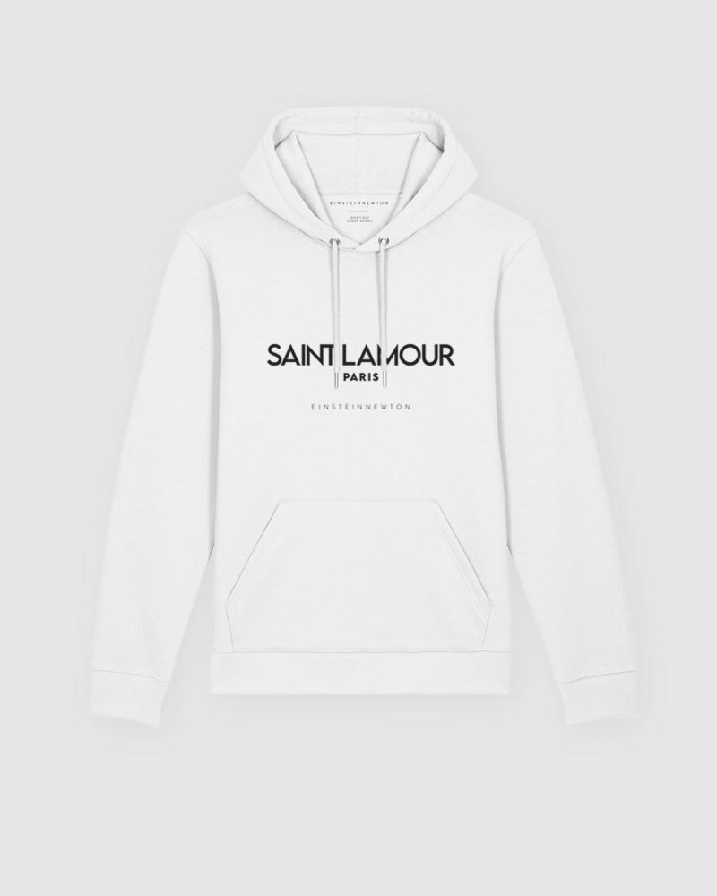 Saint Lamour Hoodie Nico Tin